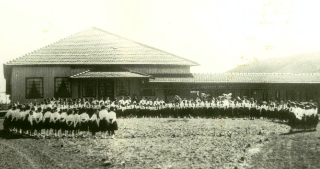 Colégio Santa Cruz - 1954
