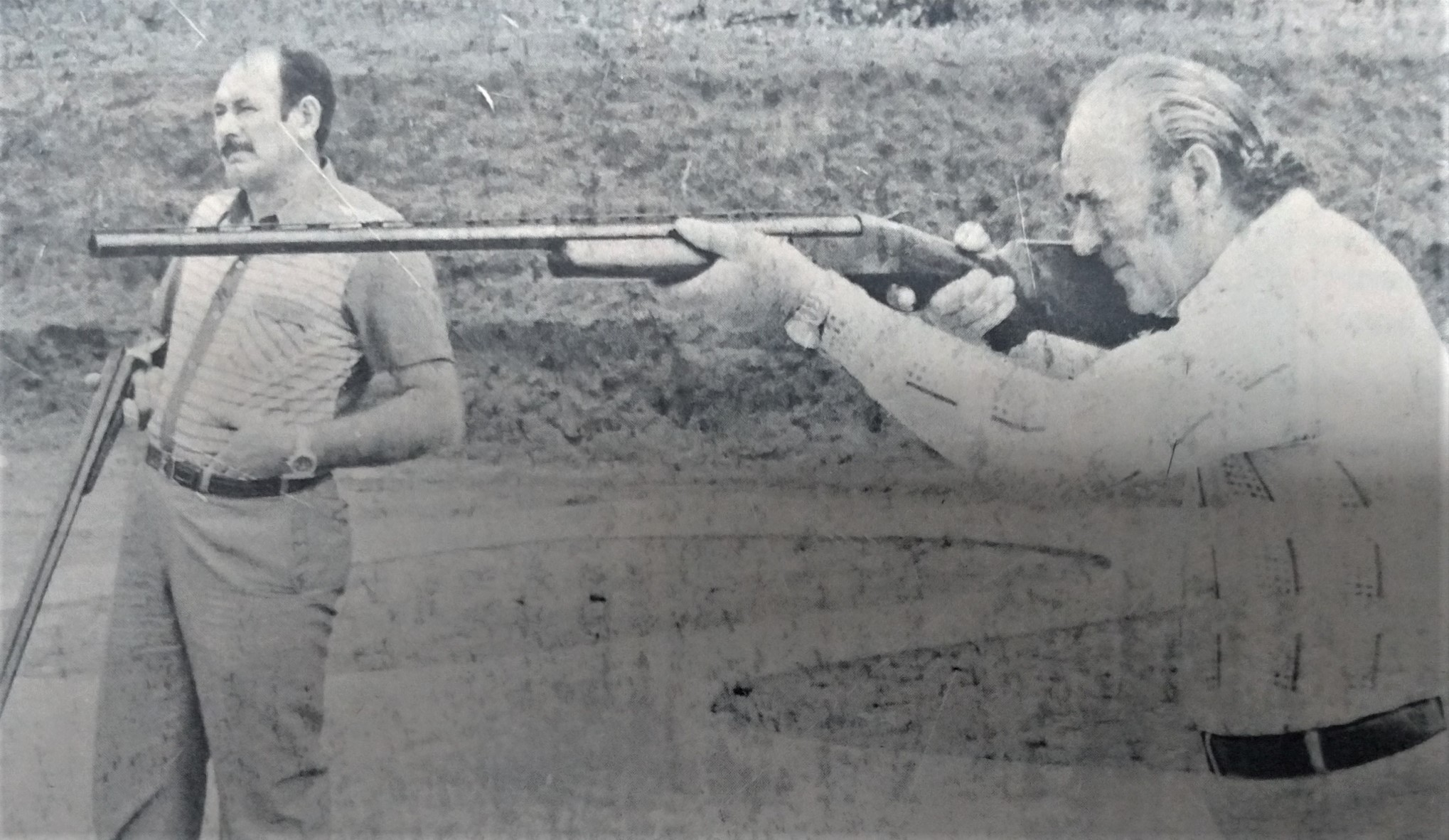 Campeonato de Tiro Aberto - 1978