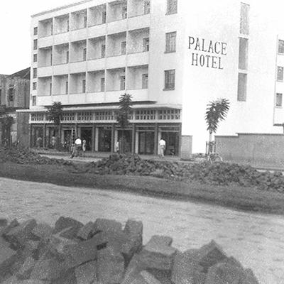 Avenida Brasil - Março de 1953
