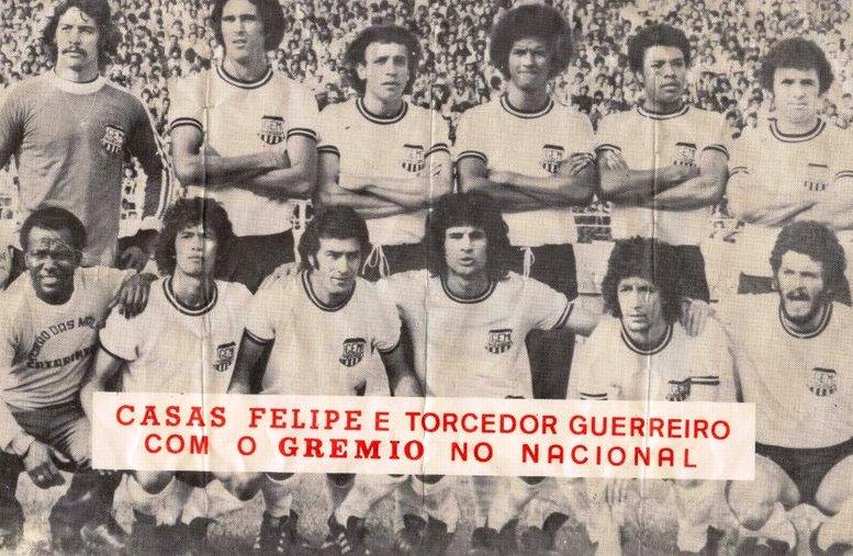 Grêmio Maringá e Casas Felipe