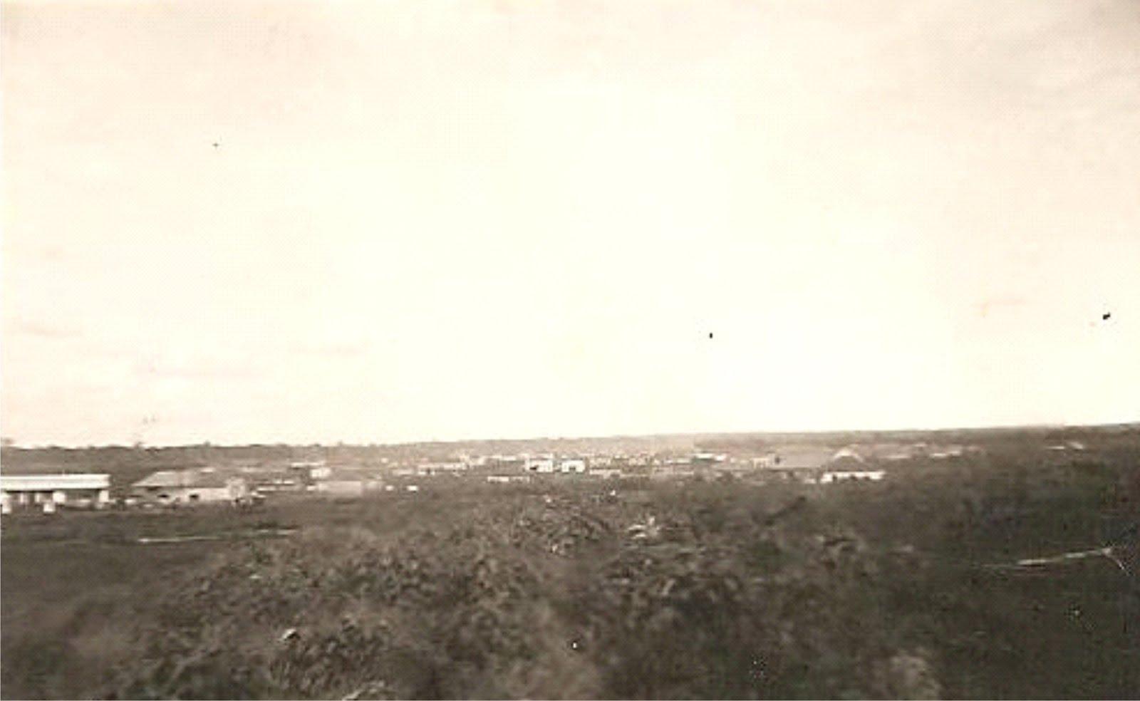 Vista de Maringá - 1948