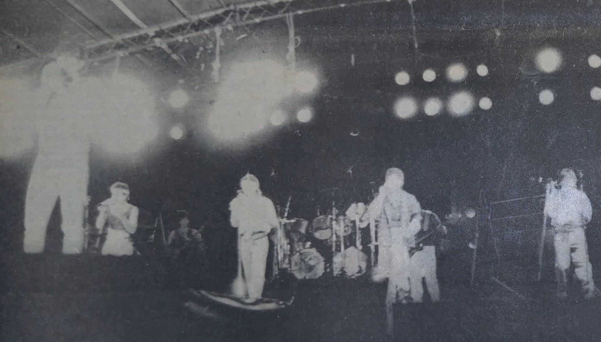Menudo: um grande show em 1985