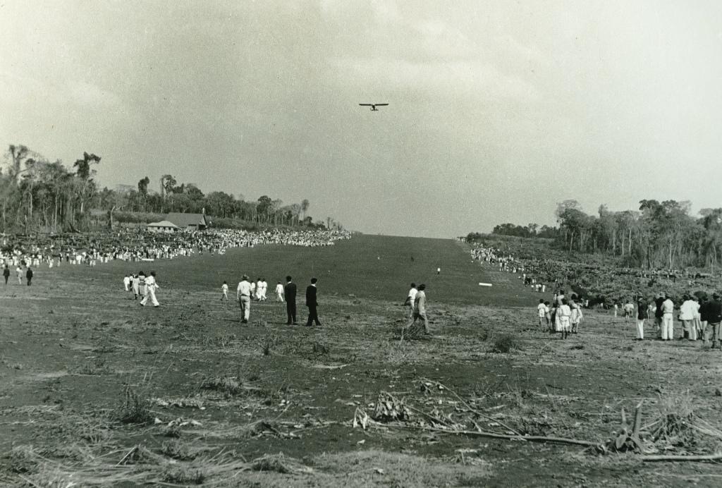 Inauguração - Campo de Aviação - 1949 (2ª postagem)