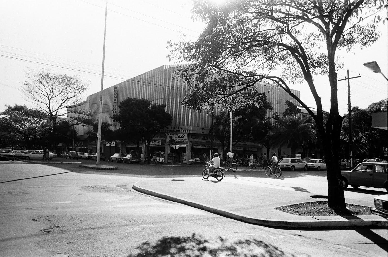 Avenida Brasil - Final dos anos 1980