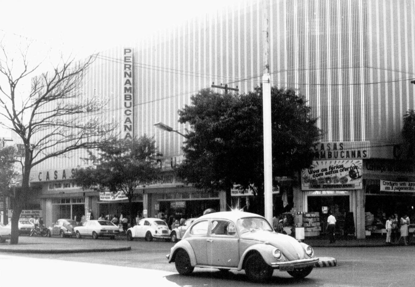 Casas Pernambucanas - 1984
