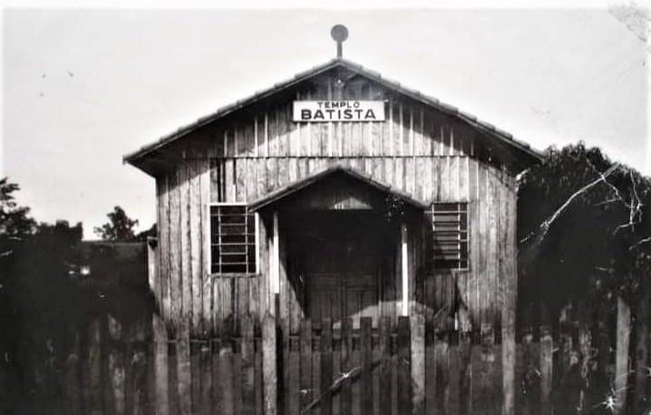 Igreja Batista Vila Sete - 1966