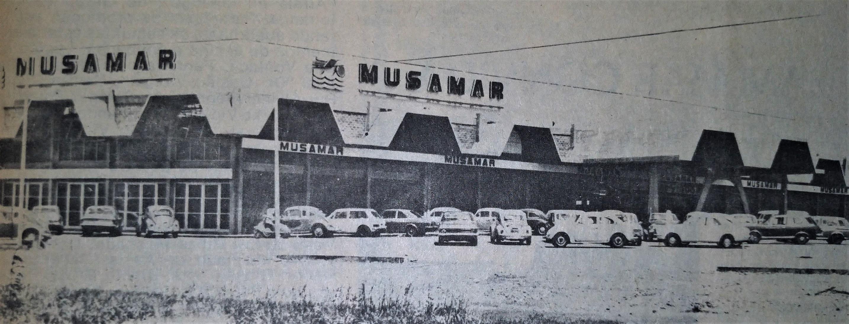 Supermercado Musamar - 1978
