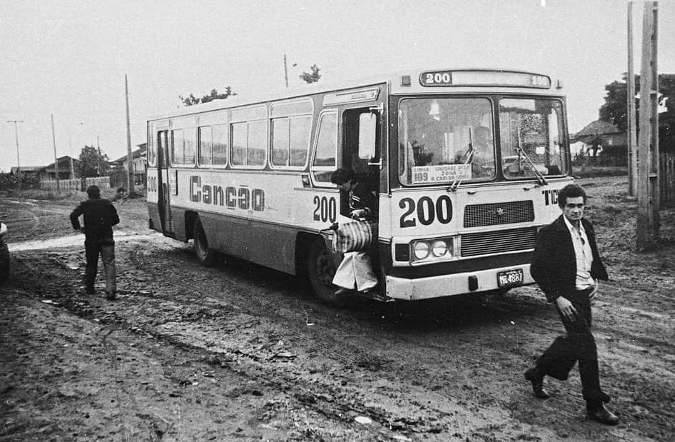 TCCC e o lamaçal - Anos 1970