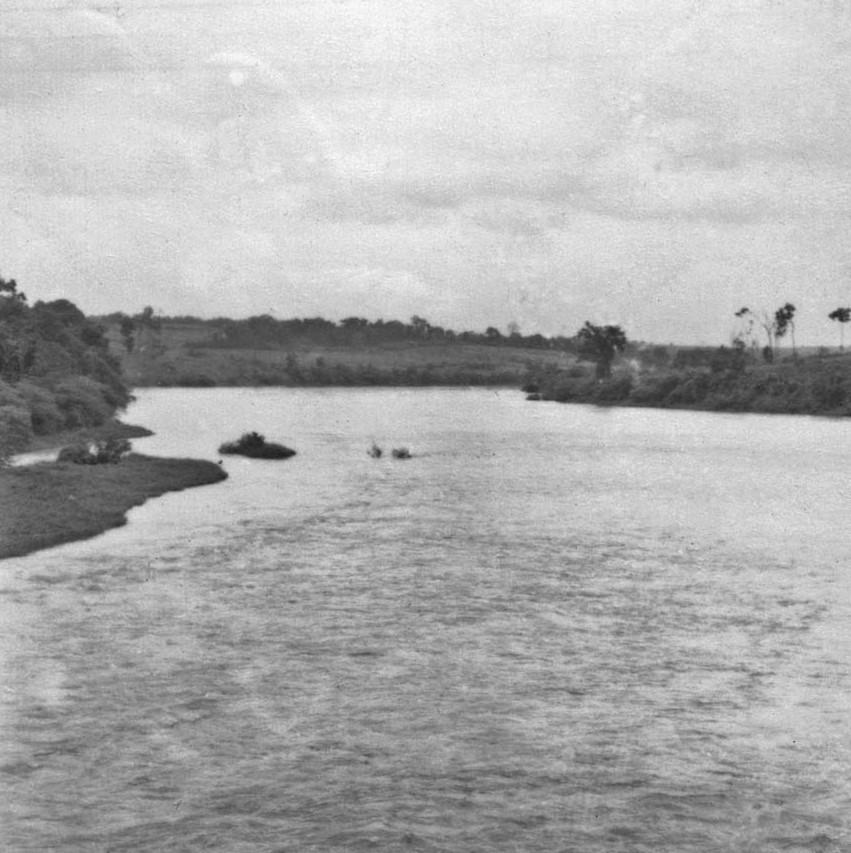 Rio Ivaí - 1960