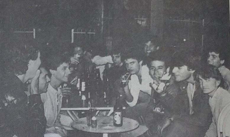 Bar Nashville - 1987