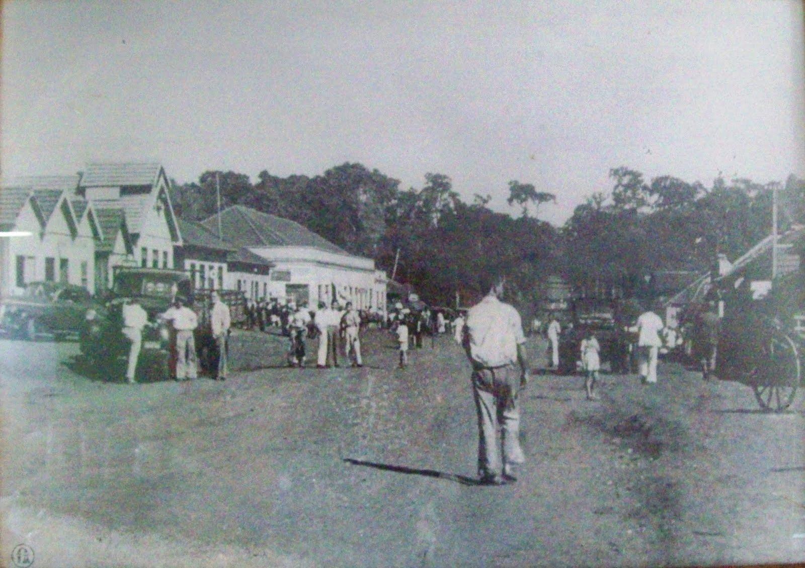 Avenida Brasil - Maringá Velho