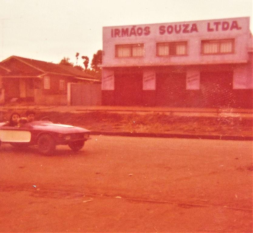 Avenida Paissandu - 1972