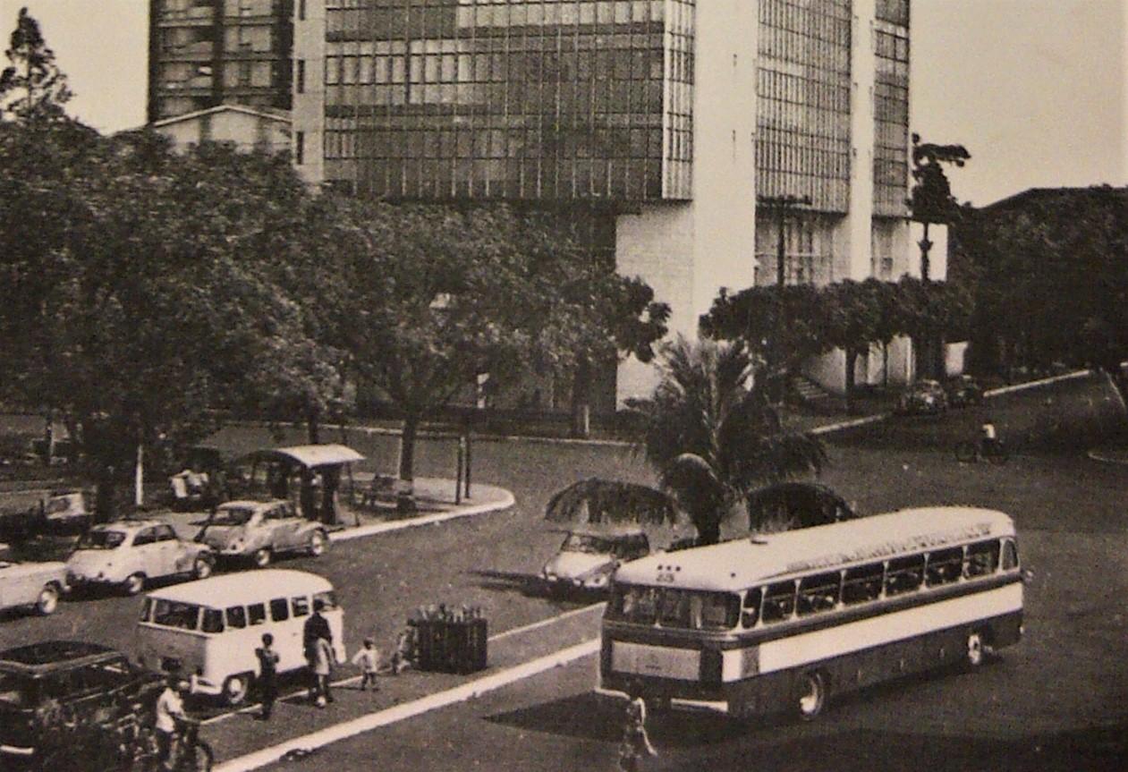 Rua Joubert de Carvalho - Entre 1969 e 1972