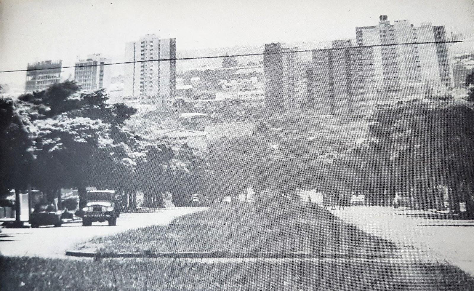 Maringá - Início dos anos 1990
