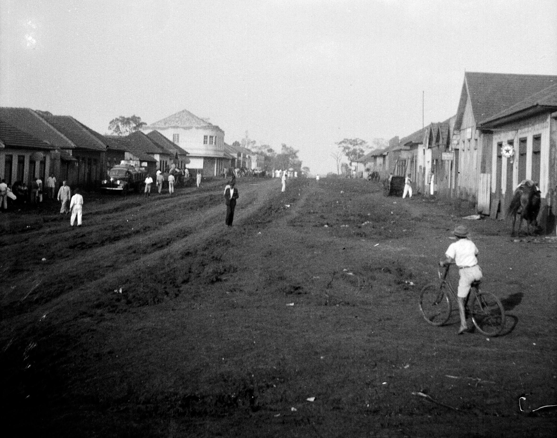 Avenida Brasil - Final dos anos 1940