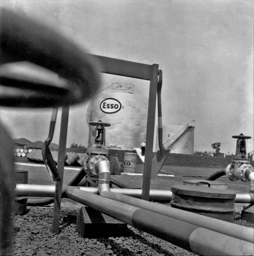 Cia Plant - Esso - 1960