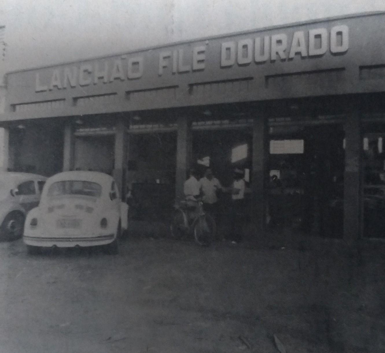 Lanchão Filé Dourado - 1978