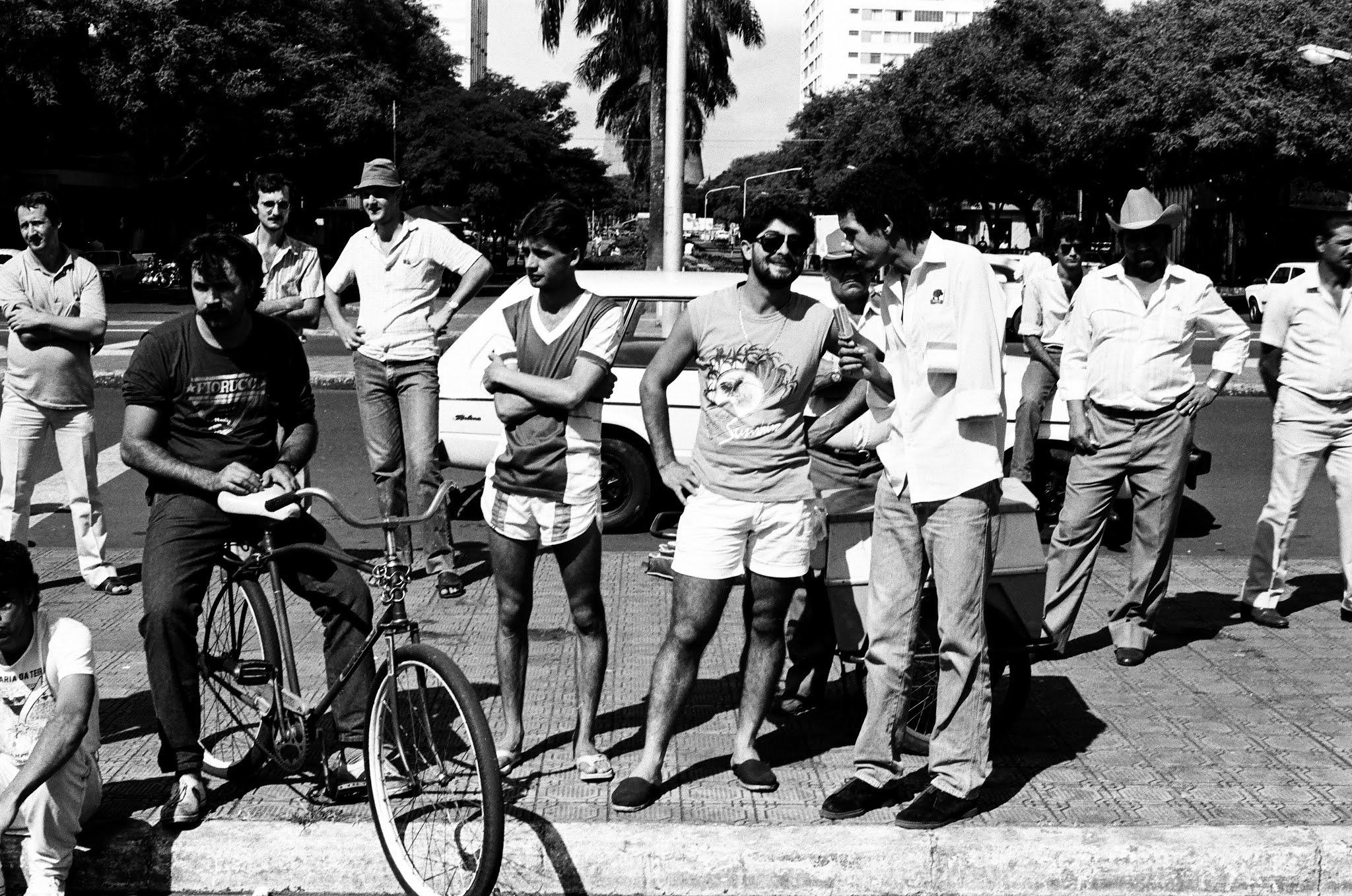 Dia do Trabalho - Década de 1980