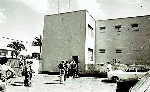 Cadeia e delegacia de Maringá - 1980