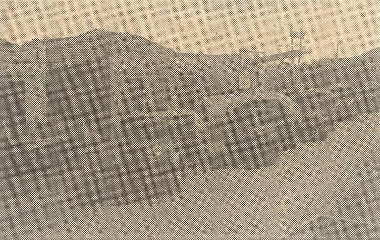 Haruo Taketomi e Shozo Arai - Década de 1950