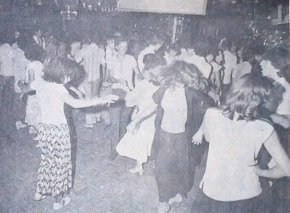 Discoteca Shenzalla - Janeiro de 1979