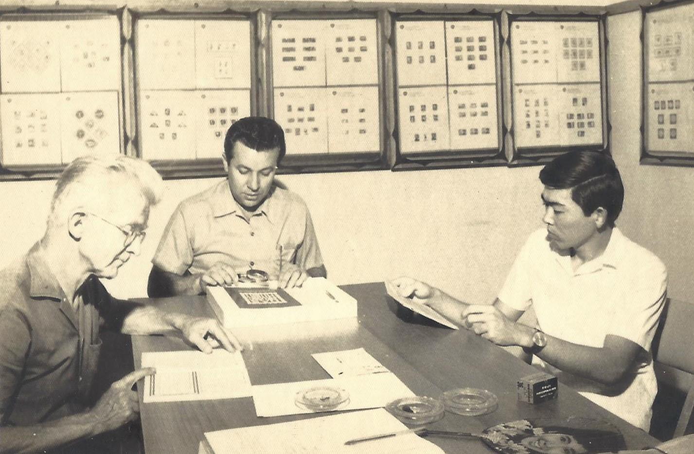 Clube Filatélico de Maringá - 1969