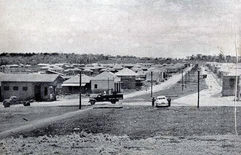 Praça Rocha Pombo - 1949