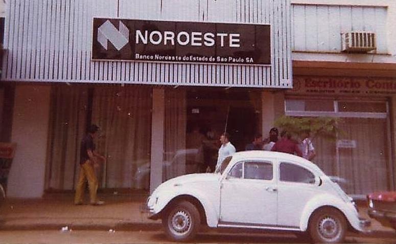 Banco Noroeste - 1977