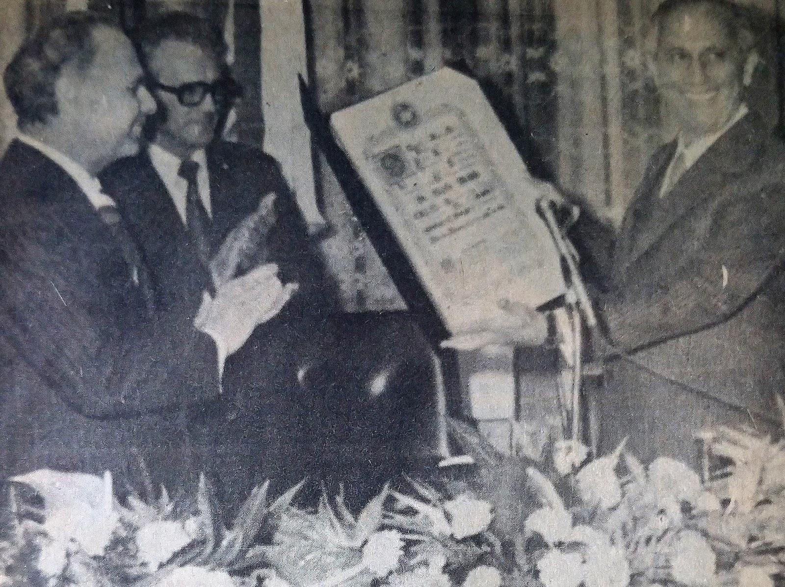 Murilo Macedo, Cidadão Honorário de Maringá - 1976