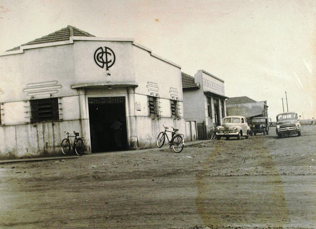 Banco Comercial do Paraná - 1949