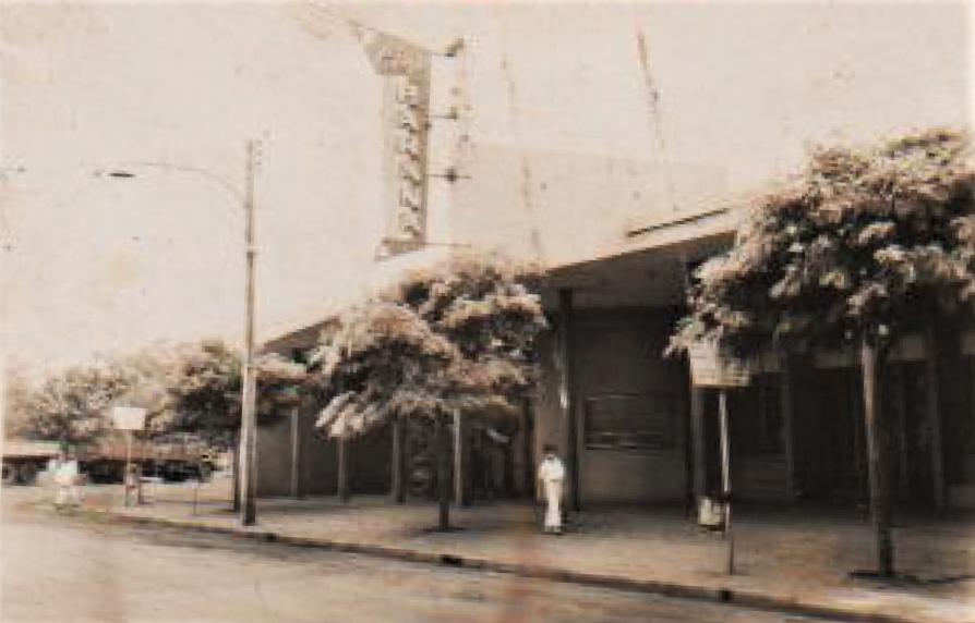 Cine Paraná - Anos 1950