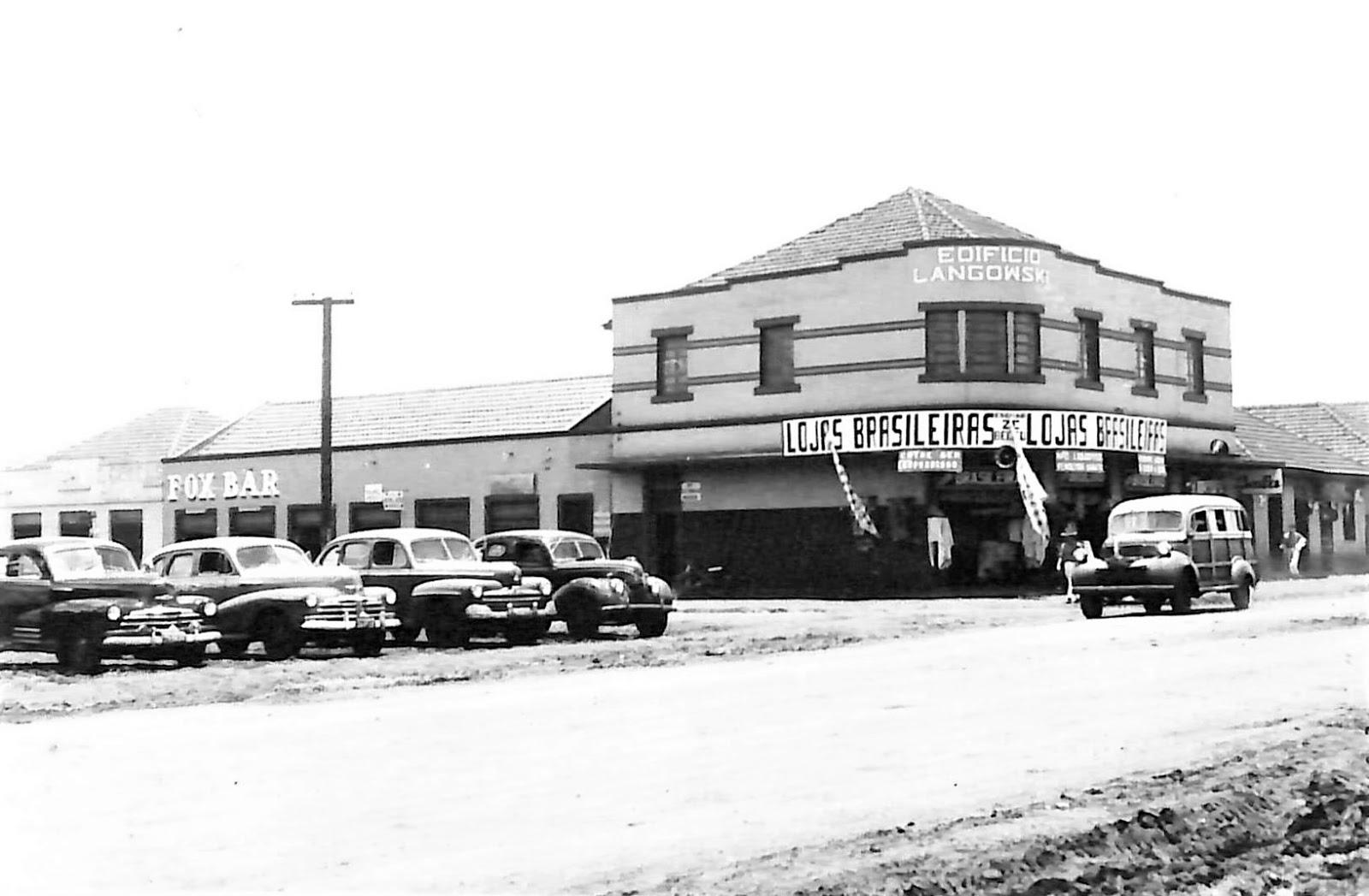 Lojas Brasileiras - 1953 (melhor resolução)