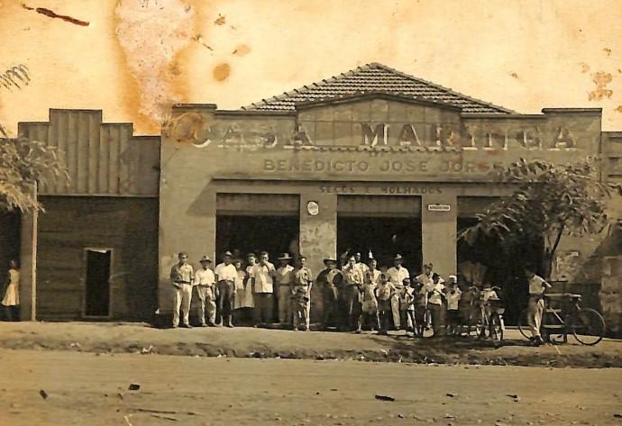 Casa Maringá - Década de 1950