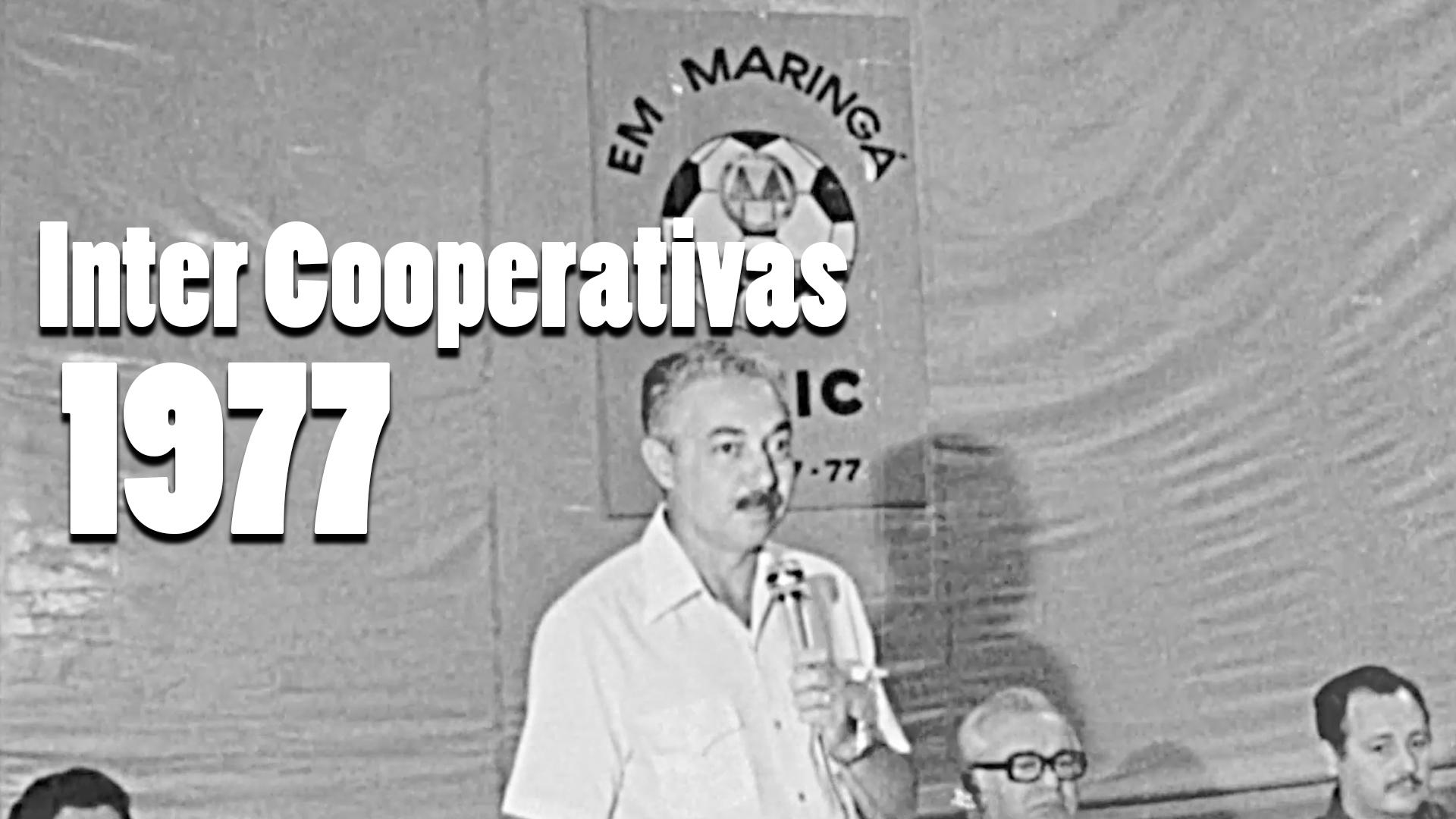 RARIDADE - Torneio Inter Cooperativas em 1977