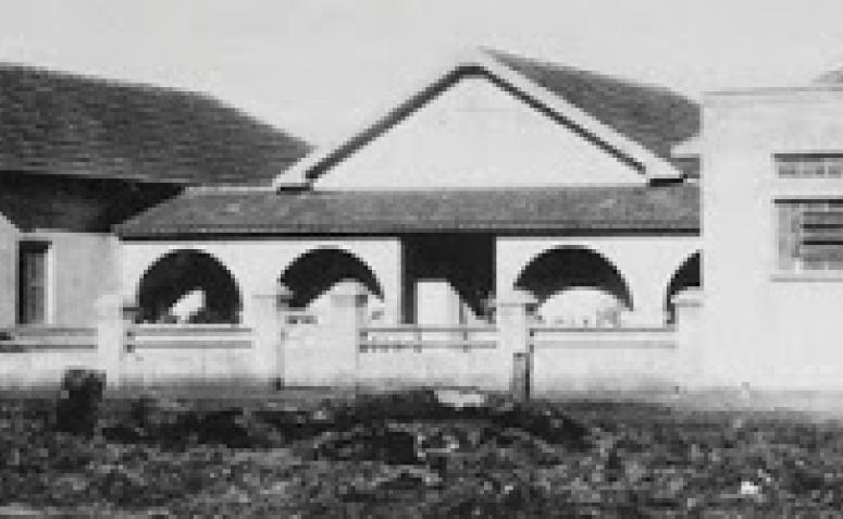 Avenida Duque de Caxias - 1949