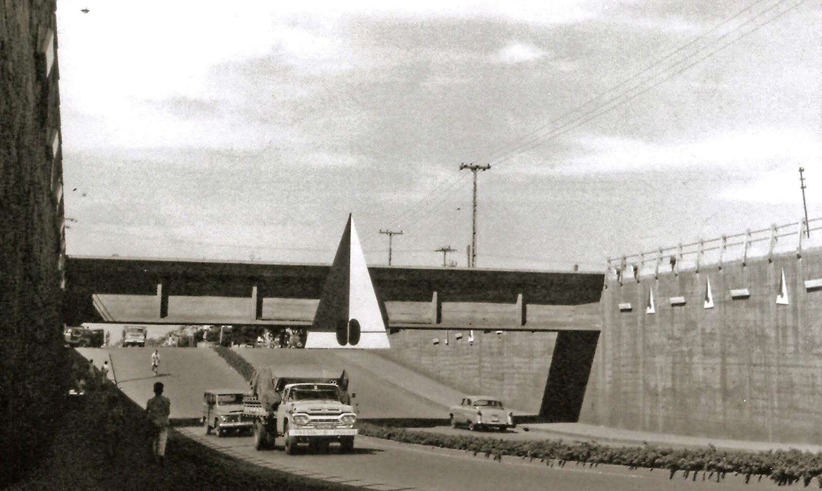 Viaduto do Café - 1967