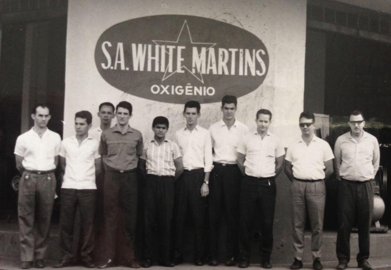 S.A. White Martins - 1966