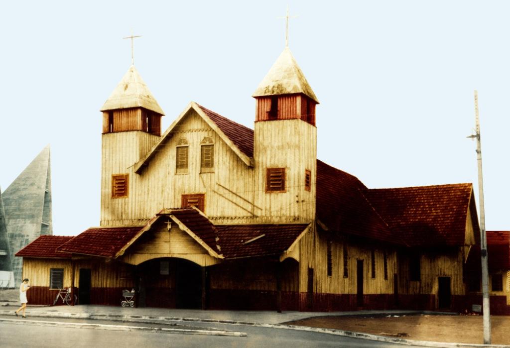 Série: Coloração Histórica - Catedral Nossa Senhora da Glória