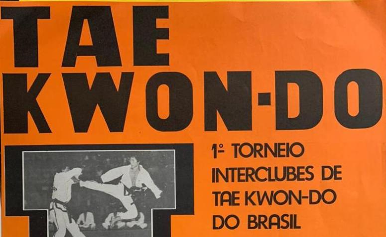 Campeonato Nacional de Taekwondo - 1977