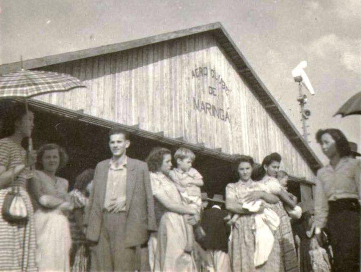 Inauguração do Aero Clube de Maringá (2ª Publicação)