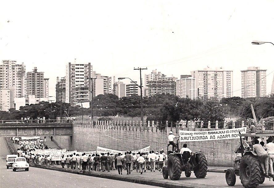 Tratoraço - Década de 1980