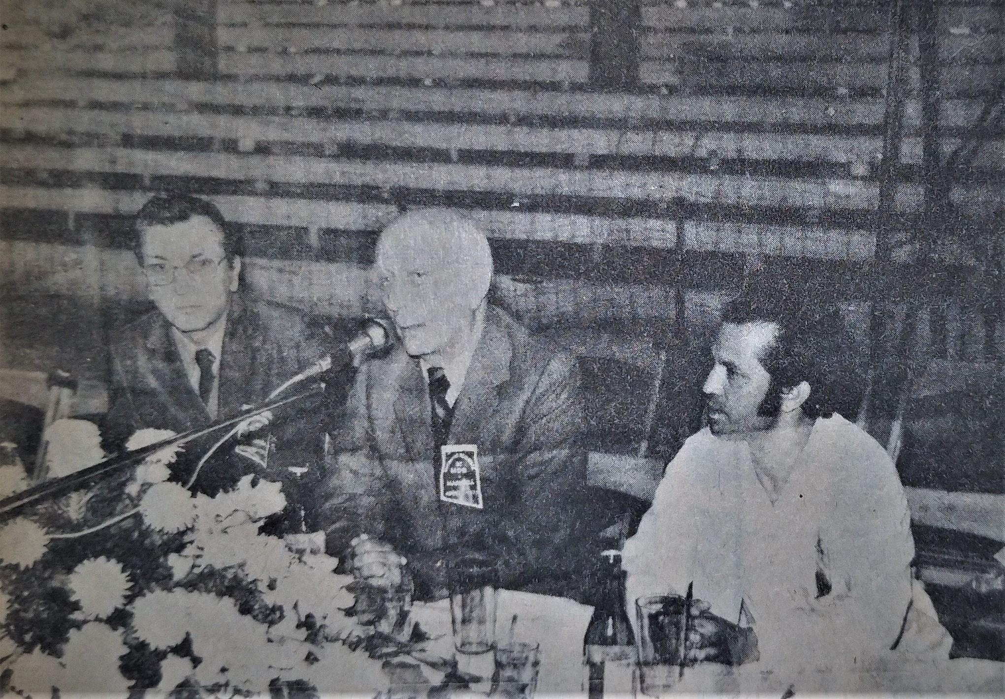Encontro Regional do MDB - 1973