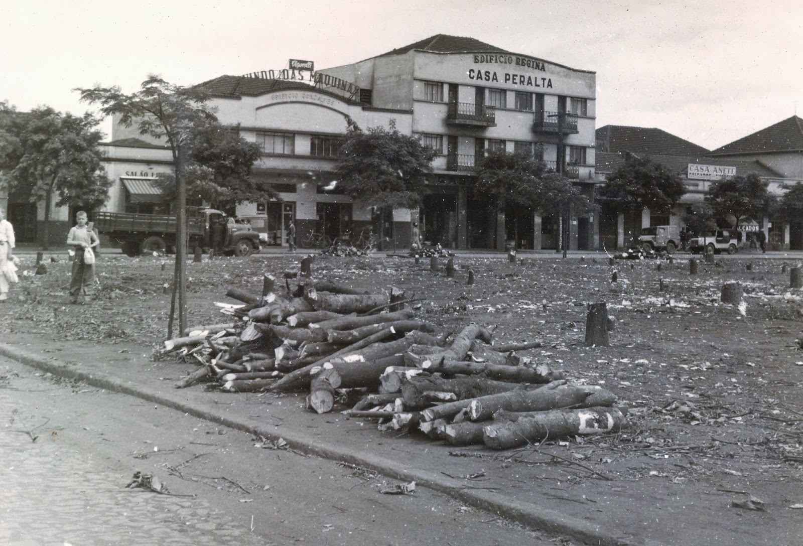 Rua General Câmara - 1959