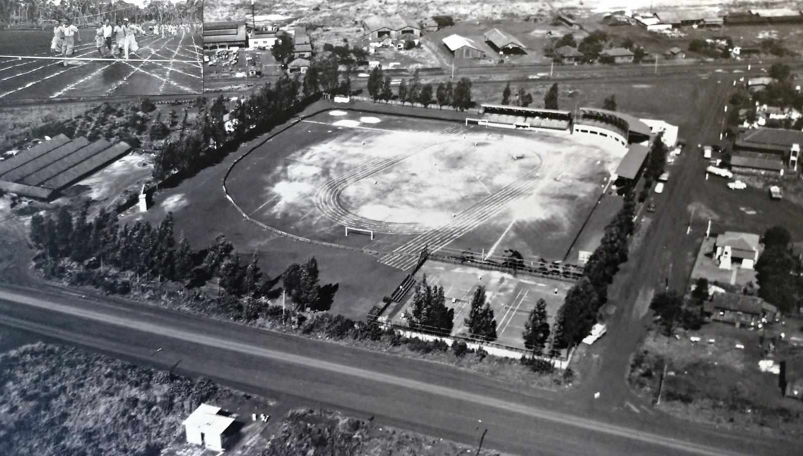 Sede da SOCEMA - Década de 1960