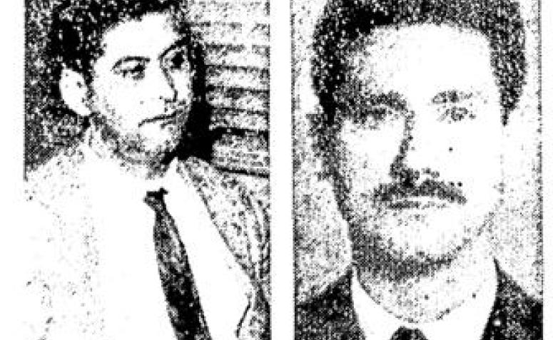 Américo Dias Ferraz assassinou o Gerente da Simca - 1962