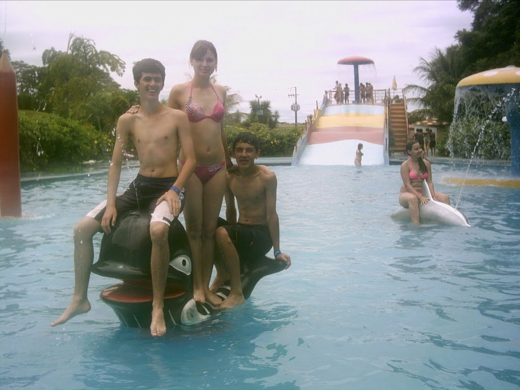 Tropical Waterpark - 2005