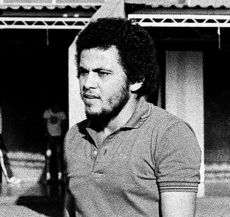 Rochinha - 1º presidente do DCE da UEM