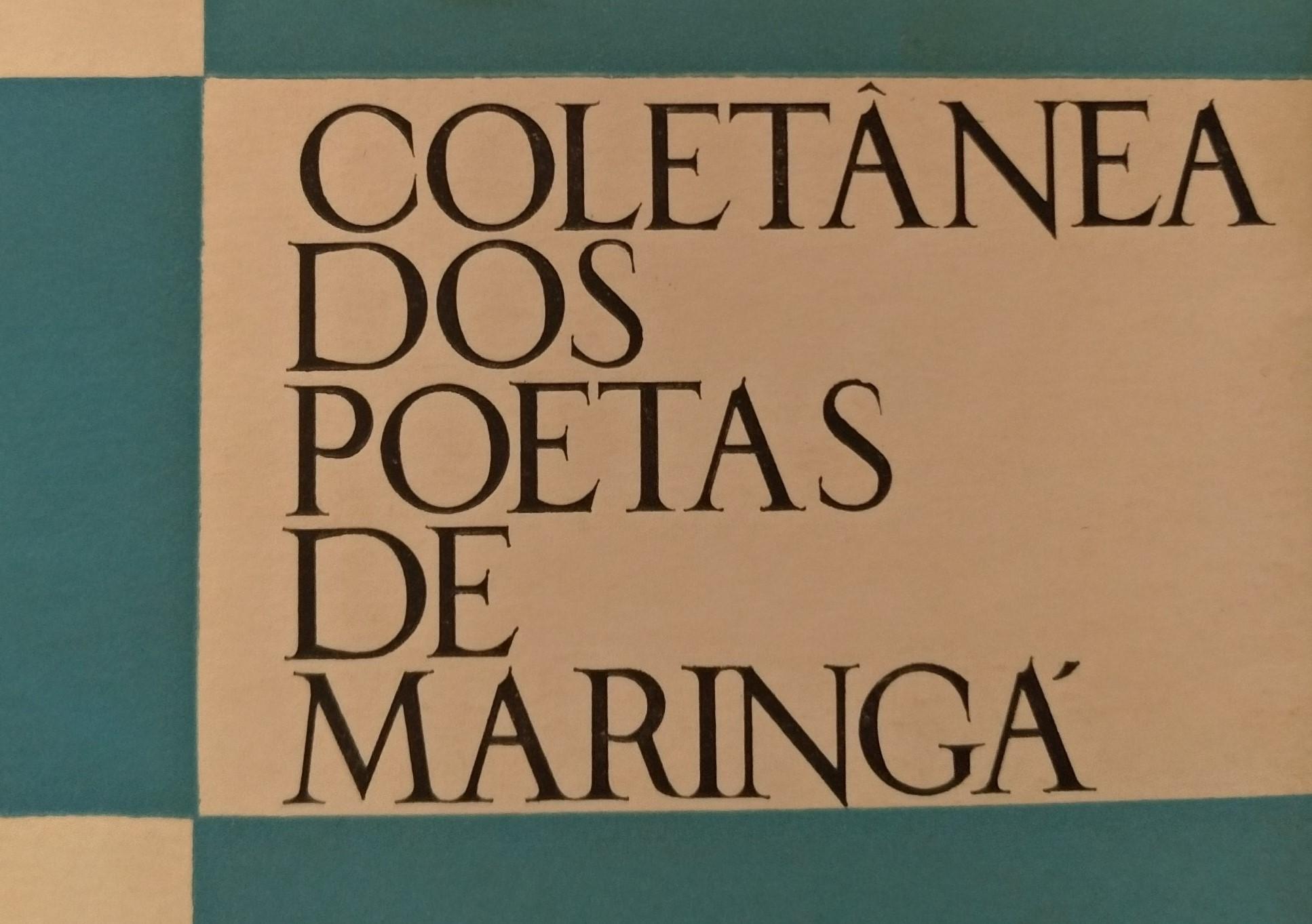 Coletânea dos Poetas de Maringá - 1966