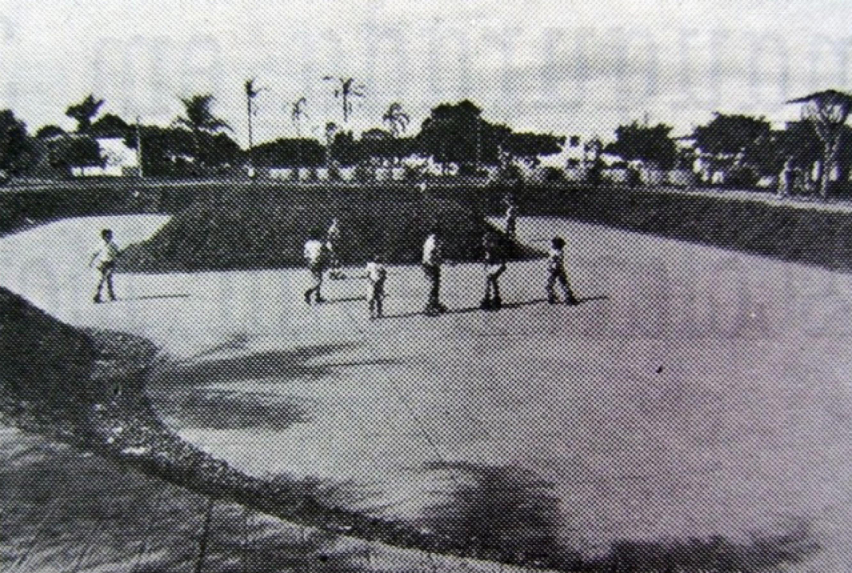 Praça Pedro Álvares Cabral - 1976