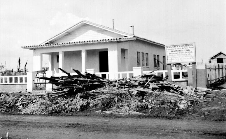 Obras de Companhia - Década de 1940